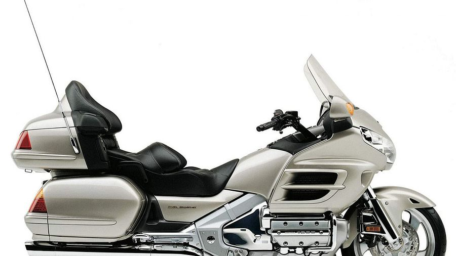 Honda GLX1800 Gold Wing (2003)