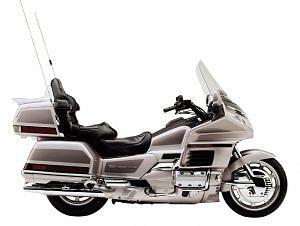 Honda GLX 1500 Gold Wing Sport (1998-00)