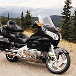 Honda GLX1800 Gold Wing (2001)