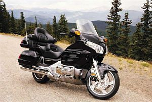 Honda GLX1800 Gold Wing (2001)
