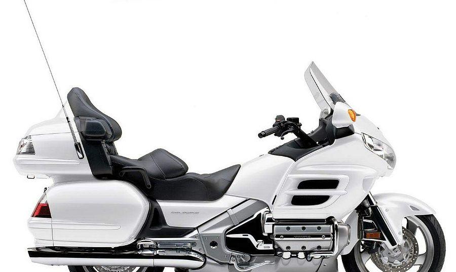 Honda GLX1800 Gold Wing (2007)