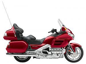 Honda GLX1800 Gold Wing (2008)