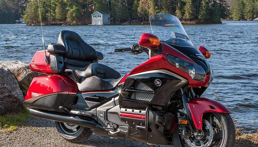 Honda GLX1800 Gold Wing (2016-17)