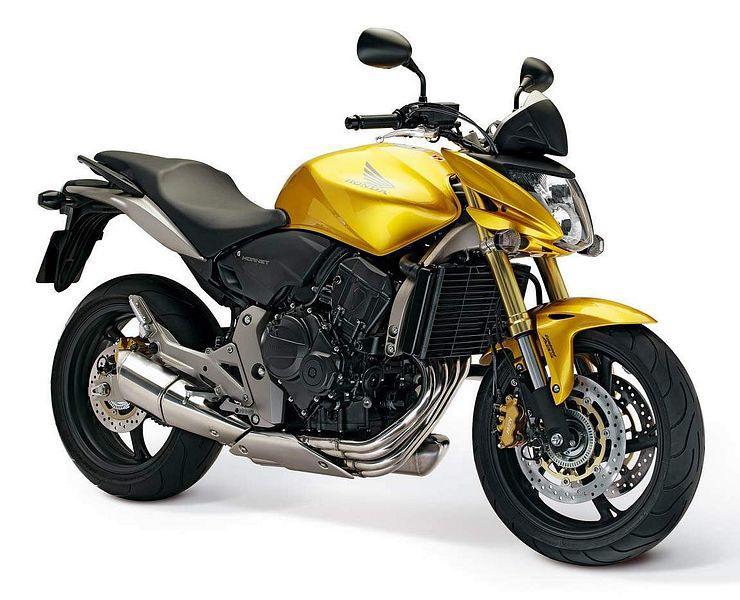 Honda CB 600 F Hornet 2008 | Agora Moto