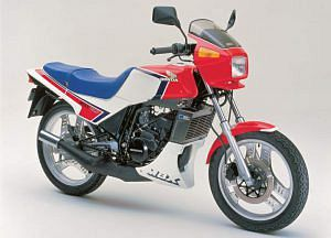 Honda MBX 125F (1983)