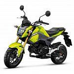 Honda MBX125 Grom / Monkey (2015-16)