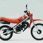 MT5 TornadoMTX125R (1979-00)