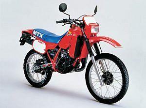 Honda MTX125R (1982-85)