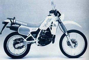 Honda MTX125R (1986-90)