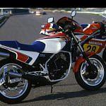 Honda MVX250F (1983)