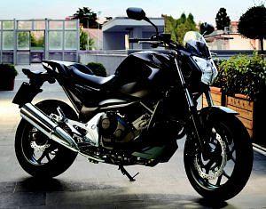 Honda NC 700S / DCT (2012-13)