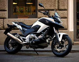 Honda NC 700X / DCT (2012-13)