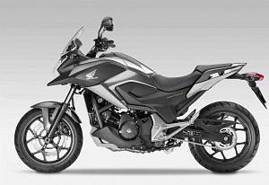 Honda NC 750X / DCT (2016-17)