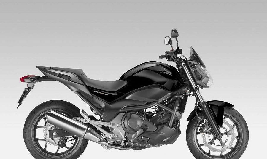 Honda NC 750S / DCT (2016-17)