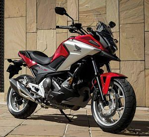 Honda NC 750X / DCT (2018-19)