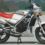 Honda NS125F (1985)