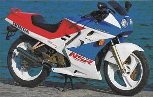 Honda NSR125R (1989)