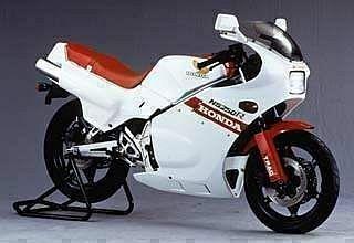 Honda NS 250R (1985-86)