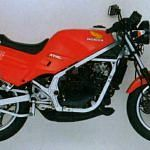 Honda NS 250R Naked (1984)