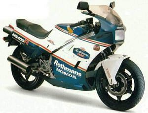 Honda NS 400R Rothmans Replica (1986)