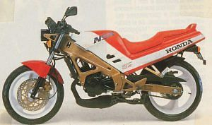 Honda NSR 125F (1989)