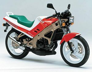 Honda NSR 125F (1994-95)