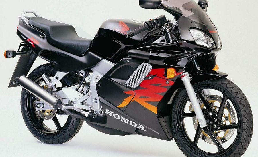 Honda NSR125 (2000)