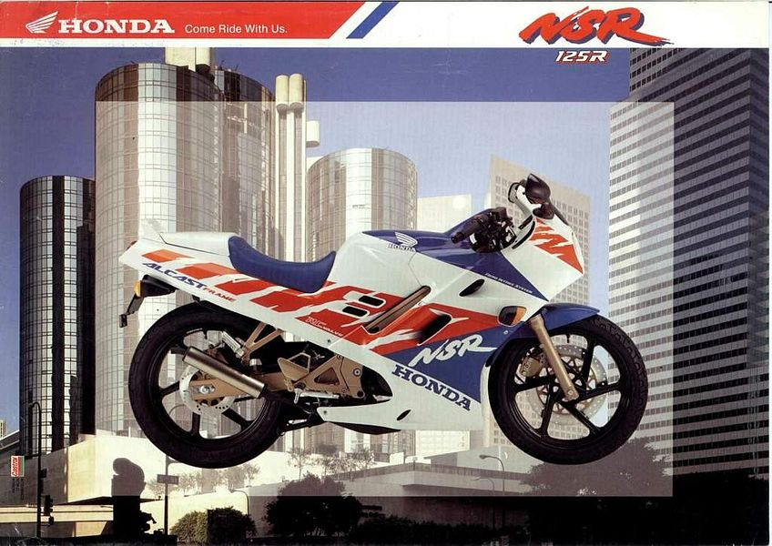 Honda NSR 125R (1992)