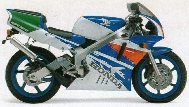 Honda NSR 250R MC21 (1992-93)