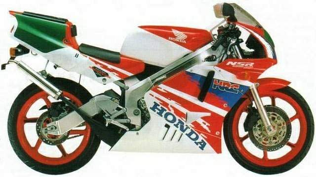 Honda NSR 250SP MC21 (1991-92)