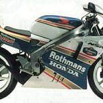 Honda NSR 250SP Rothmans Replica MC28 (1994)