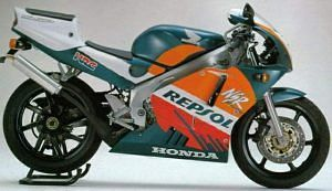 Honda NSR 250SP Repsol Replica MC28 (1996)