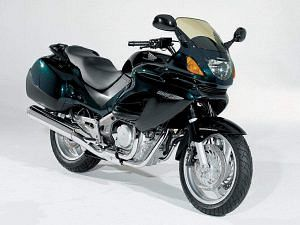 Honda NTV650 Deauville (2004-05)