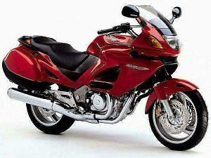 Honda NTX650 (1998-99)
