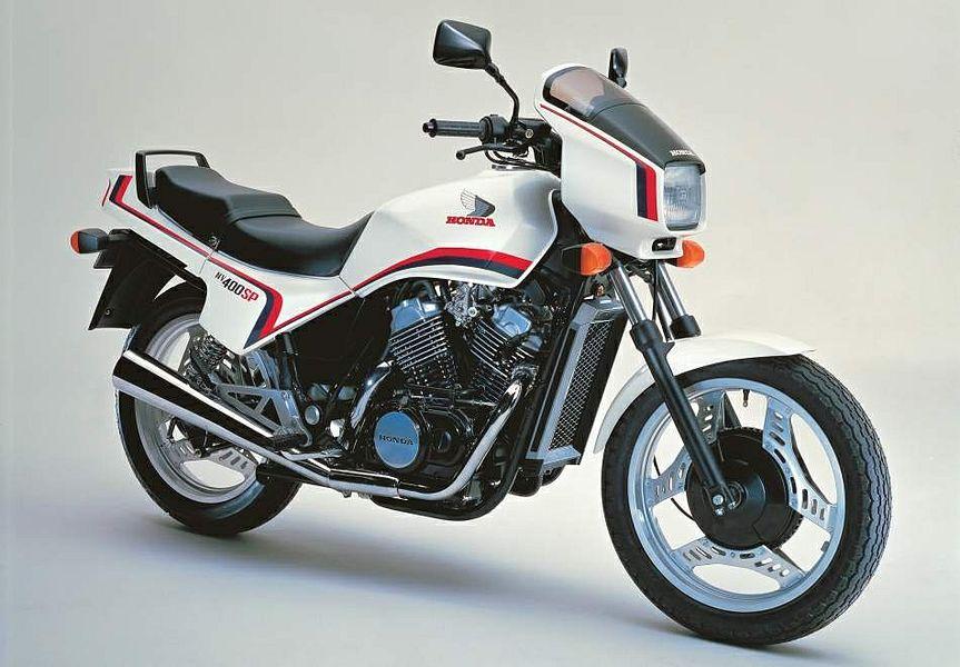 Honda NV400 Custom (1983)