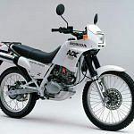 Honda NX125 (1989-92)