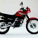 Honda NX125 (1997-999)