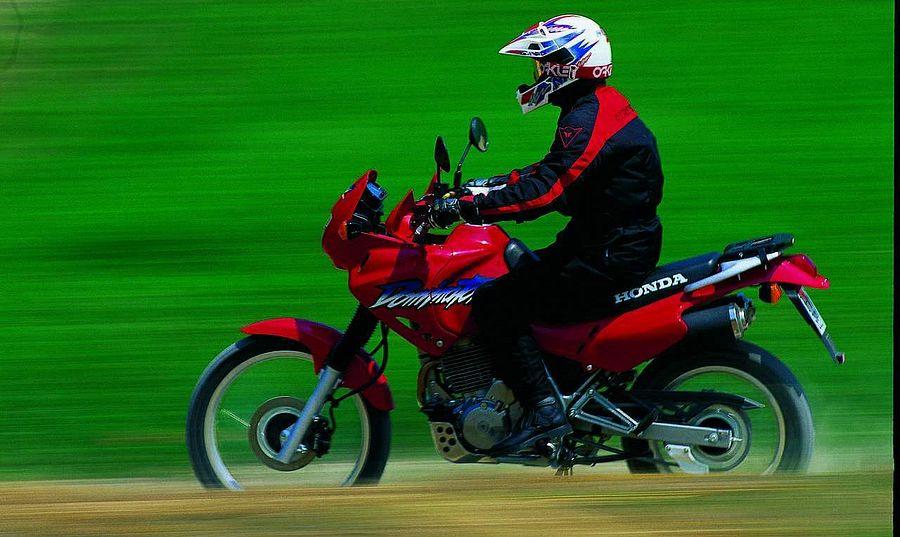 Honda NX 650 Dominator (2003)