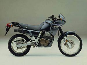 Honda NX 650 Dominator (1990)
