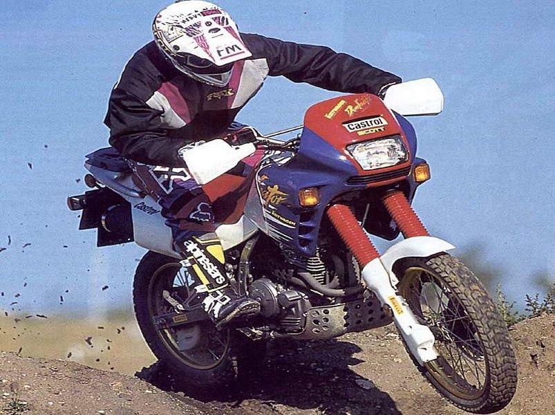 Honda NX 650 Dominator (1995)