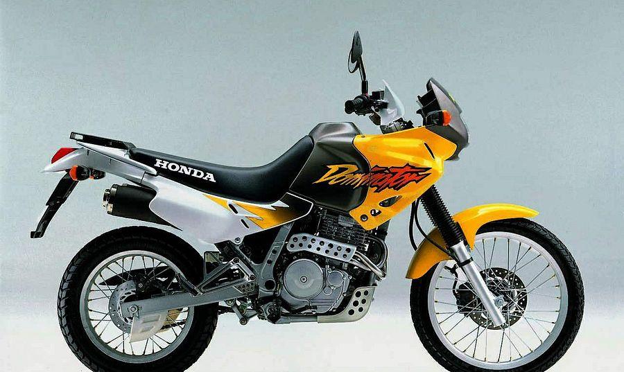 Honda NX 650 Dominator (1997)