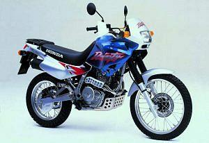 Honda NX 650 Dominator (1999)