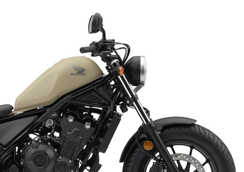 Honda Rebel 500 (2019)