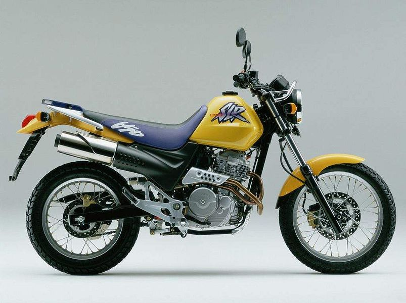 Honda SLR650 (1997-98)