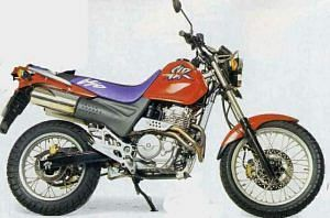 Honda SLR650 (1999)