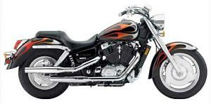 Honda Shadow Sabre (2005-06)