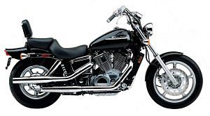 Honda Shadow Spirit 1100 (2005-06)