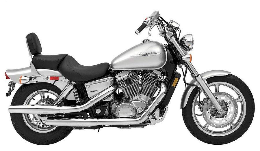 Honda Shadow Spirit 1100 (2007-09)