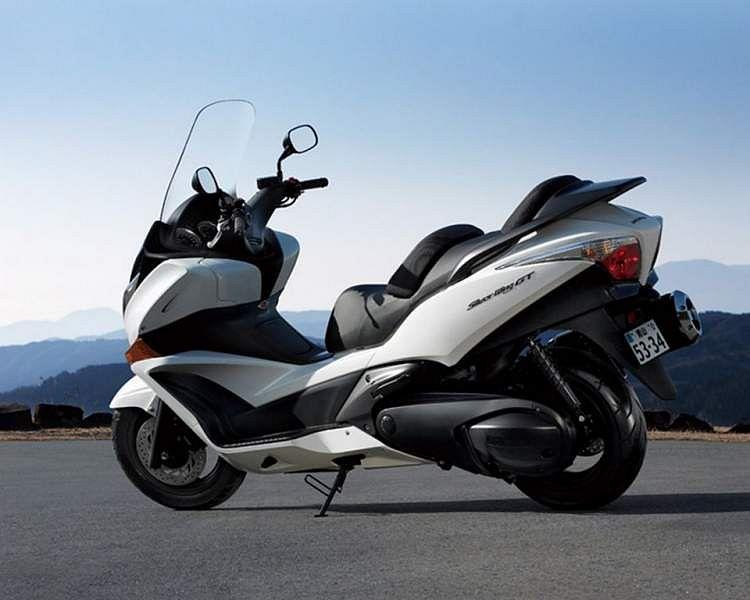 Honda FJS 600 Silver Wing ABS (2012-13)