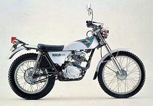 Honda TL 125 (1973-82)